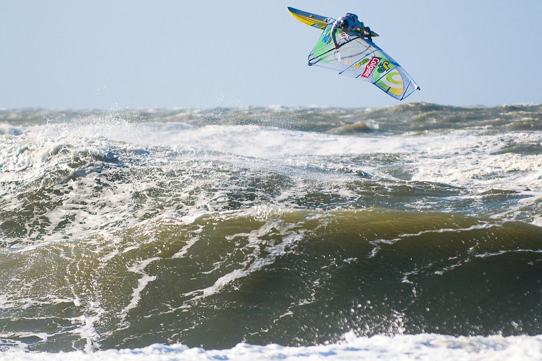 PWA Windsurfing Worldcup Sylt 2009, Kauli Seadi (BRA-253)